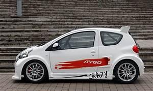 Toyota  U201caygo Crazy U201d  200hp Rwd Concept To Premiere In