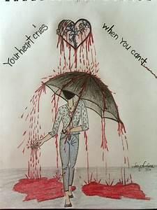 Broken Heart Boy Pencil Sketch Gallery For > Pretty Broken ...