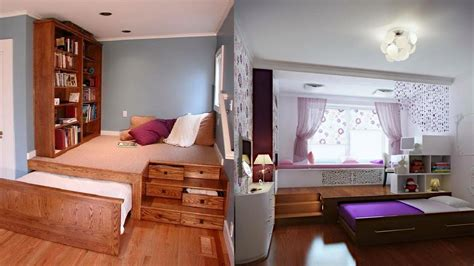 Space Saving Bedrooms Magnificent Lofted Spacesaving