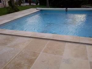 piscine en pierre naturelle veglixcom les dernieres With plage piscine pierre naturelle 1 piscine en pierre naturelle travertin gris carrelage et