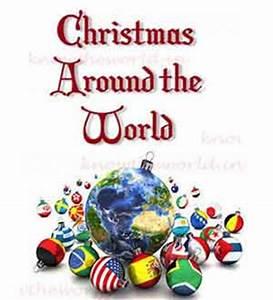 Christmas Around The World : know the world cross cultural exchange initiative ~ Buech-reservation.com Haus und Dekorationen