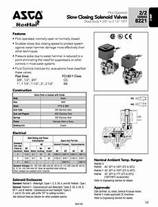 8215b050 Asco Valve Wiring Diagram