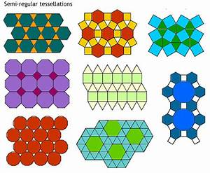 What is a tessellation? Definition, examples and types of ...