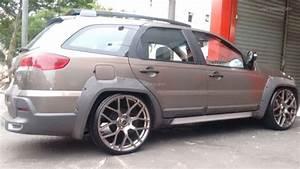 Fiat Palio Weekend 2011 Com Rodas Aro 20 U0026quot