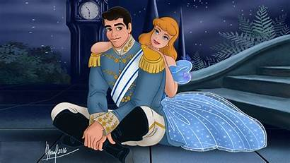 Cinderella Prince Charming Romantic Deviantart Couple Fernl