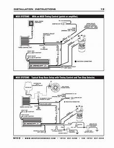 Msd Wiring Diagram Digital 6 Plus
