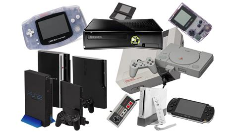 10 Best Selling Video Game Consoles Of All Time T3