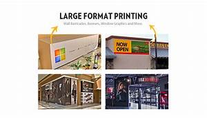Large Format Printing - Barricades Graphics - Wall Murals ...