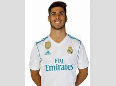 Real Madrid Squad Real Madrid CF