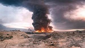 Isis Blew Up This Oil Field