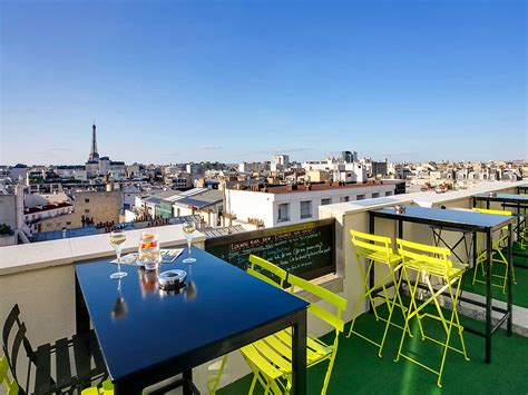 bureau tour montparnasse the 10 best rooftop bars in