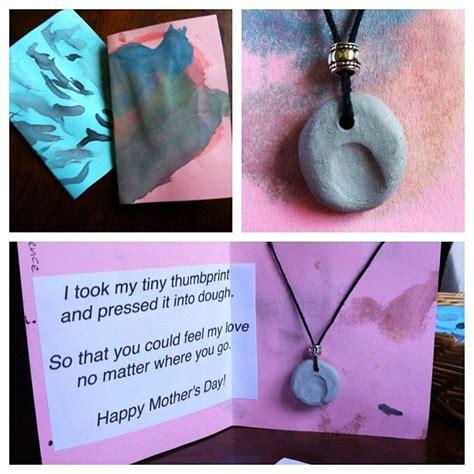 reggio based preschool   clay thumbprint