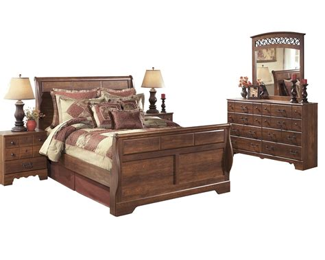 Pretty 8pc Shay Bedroom Set Clearance Full Black Kids