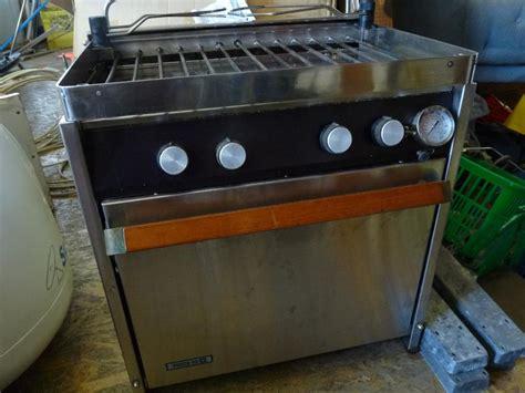 Force 10 2 Burner Stove & Oven North Saanich & Sidney