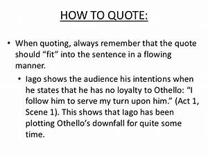 Computer Science Essay Topics Othello Essay Jealousy Theme Yellow Wallpaper Analysis Essay also After High School Essay Othello Essays On Jealousy Red Dog Essay Ideas Othello Literary  Response Essay Thesis