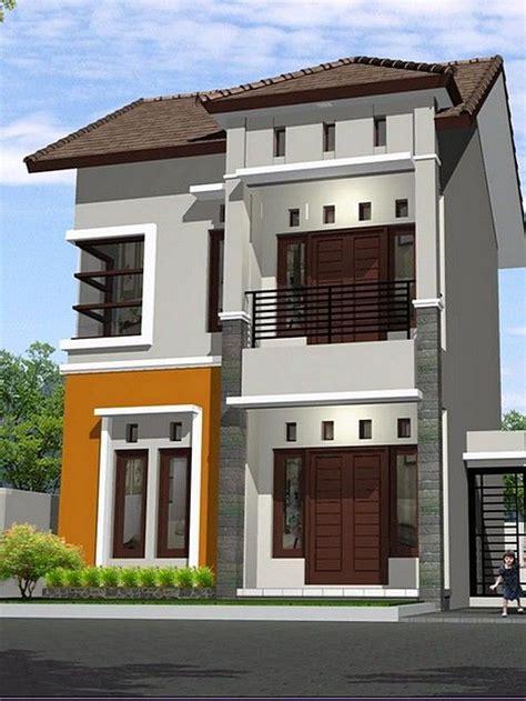 model rumah minimalis  lantai sederhana desain rumah