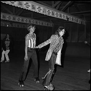 long-lost photographs of southern 70s roller rink teens ...
