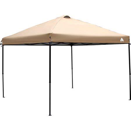 ozark trail canopy ozark trail 10 x 10 instant leg canopy gazebo