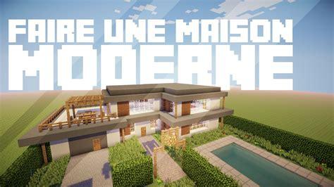 comment faire une maison moderne dans minecraft maison design lcmhouse