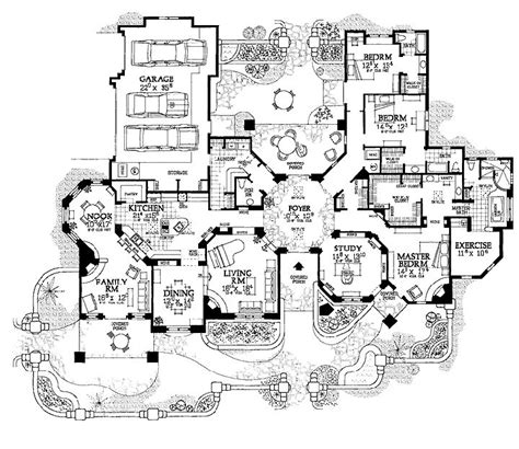 mansion plans best 25 mansion floor plans ideas on