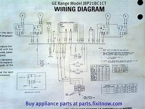 Ge Range Model Jbp21bc1ct Wiring Diagram