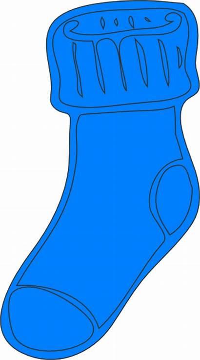 Sock Clipart Clip Socks Cliparts Clipartpanda Clker