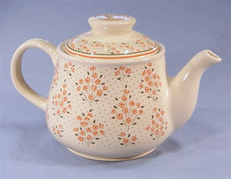 sadler anise vintage china teapot collectable china