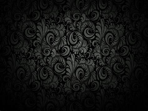 black template ppt backgrounds templates october 2011