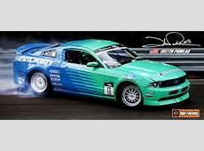 #105978 RTR E10 Drift Falken Mustang GT RTR