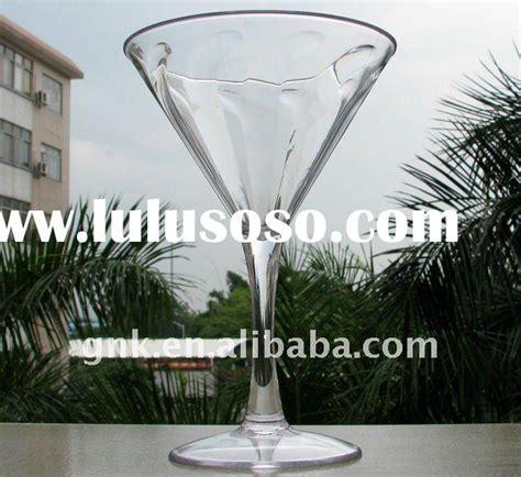 wedding chagne flutes mini martini glasses plastic