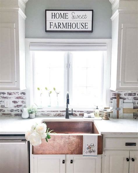 Best Backsplash For Kitchen by 8 Best Farmhouse Kitchen Backsplash Ideas And Designs For 2019