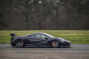 2014 Mclaren P1 Black Side In Motion 04 Photo 70