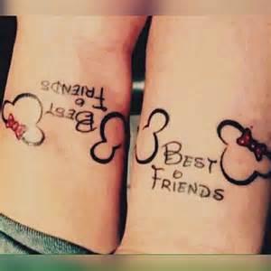 Best Friend Matching Tattoo