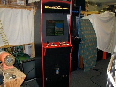 T Molding Arcade Cabinet by 800 In 1 Multi Machines