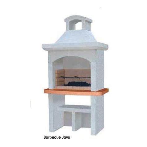 cuisine en collectivité barbecue extérieur en traditionnel en brique