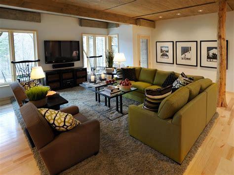 furniture arrangement tips hgtv