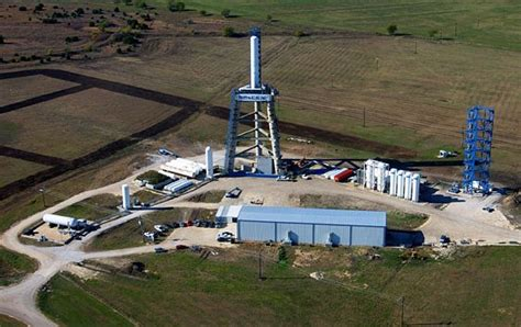 Spacex Merlin 1d Engine Test Rattles Central Texas