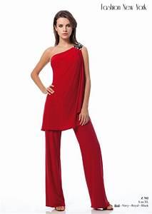 Combinaison Pantalon Femme Mariage : smoking tenue incontournable dans le dressing de ces dames ~ Carolinahurricanesstore.com Idées de Décoration
