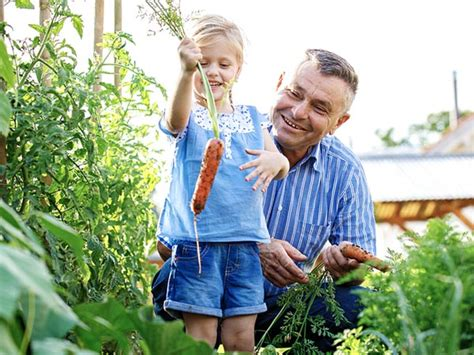 kids in the garden nutritious and fun
