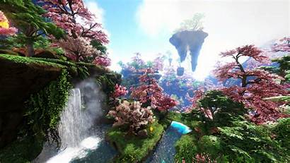 Blossom Ark Survival Evolved Cherry Forest Enchanted