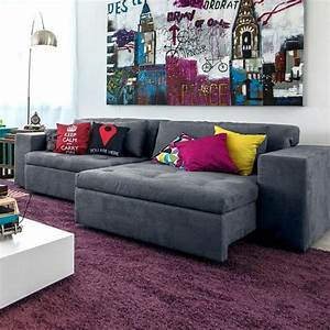 Sofa 2 60 M : como escolher almofadas para um sof cinza clique arquitetura seu portal de ideias e solu es ~ Bigdaddyawards.com Haus und Dekorationen