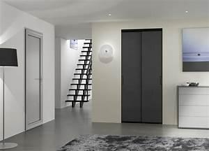 Porte D Intérieur Sur Mesure : attrayant porte de placard vitree coulissante 0 ~ Dailycaller-alerts.com Idées de Décoration