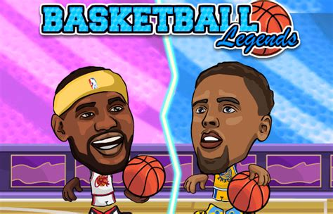 basketball legends game unblocked  games world