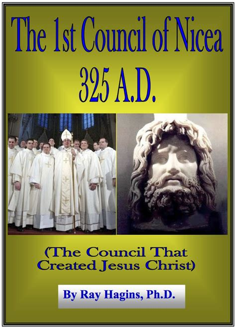 st council  nicea  ad  council  created