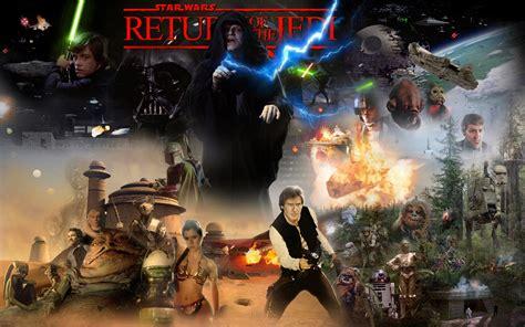 Star Wars Episode 6 Return of the Jedi