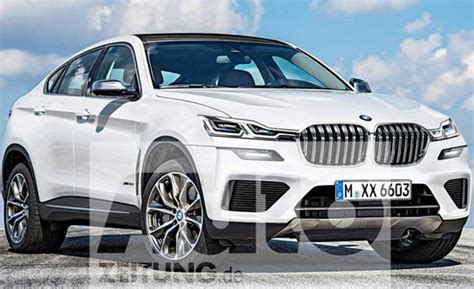 2019 Bmw X6 Redesign And Changes  Reviews, Specs