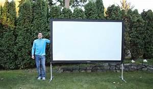 The 7 Best Outdoor Projector Screens