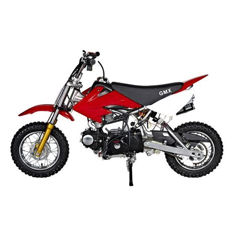 motocross bikes 50cc gmx chip red 50cc dirt bike