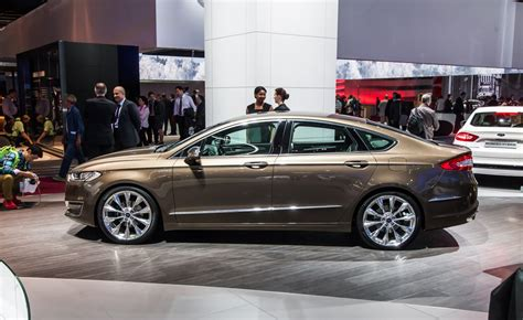 2018 Ford Mondeo Wagon Price