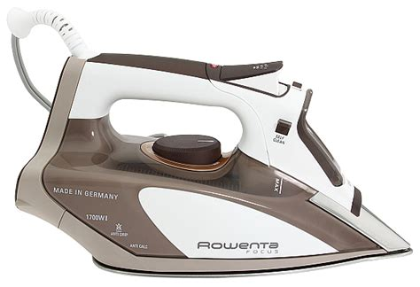 rowenta steam iron with water tank rowenta dw5080 focus steam iron review